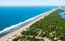 Playa Barra de Santiago