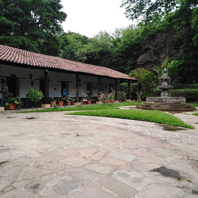 parque arqueológico Casa Blanca